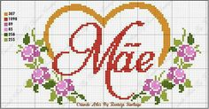 Beaded Cross Stitch, Cross Stitch Patterns, Lucy Fashion, Crochet Dolls Free Patterns, Name Art, Hobbies And Crafts, Pattern Art, Pixel Art, Needlework