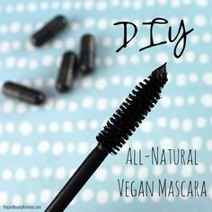 Here's a super simple recipe for all-natural, vegan mascara that actually WORKS,andit's … Read More →