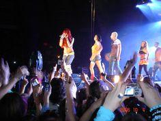 Porto Alegre, Brasil (04.10.06) - HQ! - RBD Fotos Rebelde | Maite Perroni, Alfonso Herrera, Christian Chávez, Anahí, Christopher Uckermann e Dulce Maria
