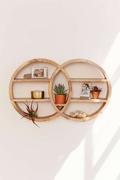 double round shelf [ad]
