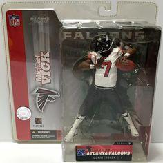 (TAS033910) - 2003 NFLP NFL Football McFarlane Action Figure - Michael Vick 9787dd113