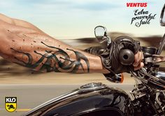 Ventus: Extra powerful fuel by Sergey Prokopchuk, via Behance