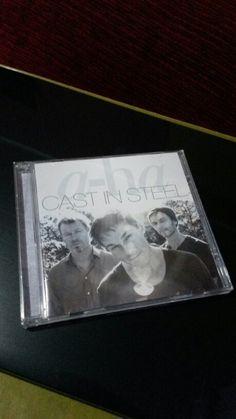 CD Cast in Steel