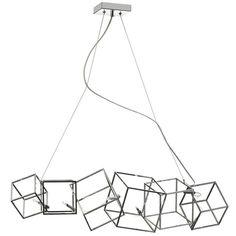 Cubo 6 Light Pendant