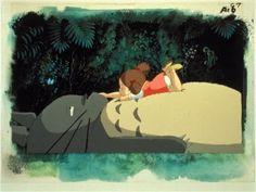 3 petites notes: Mon voisin Totoro