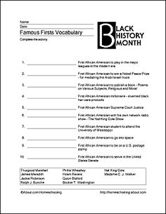 picture regarding Printable Black History Trivia Questions and Answers referred to as 108 Excellent American heritage pictures within just 2019 American Background