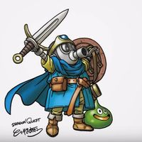 """Akira Toriyama Dishes on Designing Characters for """"Dragon Quest""""                           Akira Toriyama, author of such smash-hit manga asDr. SlumpandDragon Ball Z,recently wrote in the&nbs..."""