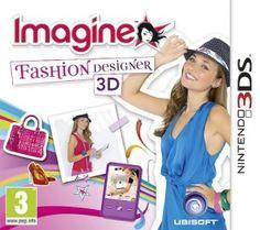 Imagine Fashion Designer 3DS rom
