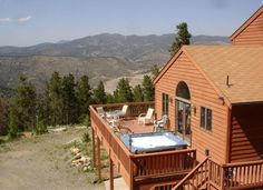 House vacation rental in Evergreen from VRBO.com! #vacation #rental #travel #vrbo