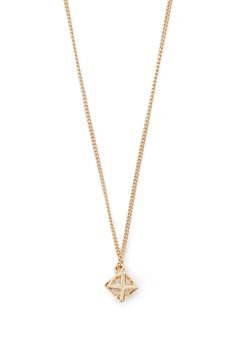 Faux Gemstone Star Necklace - Womens accessories, jewellery and bags | shop online | Forever 21 - Jewellery - Necklaces - 1000173955 - Forever 21 EU