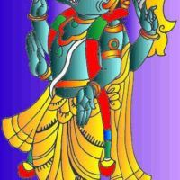Dashavatar or dashavatara refers to the ten avatars of Lord Vishnu to restore the eradicate evil from earth and to restore the Dharma. Tanjore Painting, Indian Folk Art, Lord Vishnu, Krishna Art, Mural Painting, Ganesh, Pencil Drawings, Collage Art, Avatar
