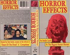 Horror-Effects-Hosted-By-Tom-Savini VHS cover from http://serialkillercalendar.com/VHSWASTELAND/VHS-WASTELAND-Jan-1.html