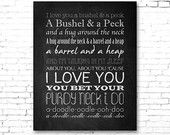 LOUIS ARMSTRONG What a Wonderful World by JaydotCreative on Etsy