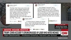 Trump tweets defense of Cohen, attacks others_00050229