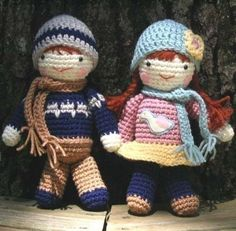Free crochet doll patterns here is an easy pattern for baby doll.