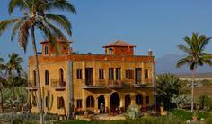 Villa Santa Cruz in Todos Santos http://baja.com/todos-santos/hotels/villa-santa-cruz/