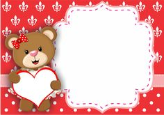 Congratulations Baby, Christmas Frames, Babyshower, Layouts, Hello Kitty, Babies, Tags, Blog, Red Teddy Bear