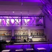 Lucid Light Lounge - Milwaukee, WI, United States. The bar in the Garden Room