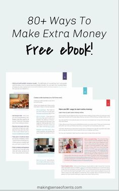 Do you want to get more publicity for your blog and business? Check out my free e-book with tips and tricks to making your blog more noticeable. Earn Extra Money Online, Earn Extra Income, Earn Extra Cash, Money Now, Money Today, Way To Make Money, Online Jobs From Home, Work From Home Jobs, Wealth Management