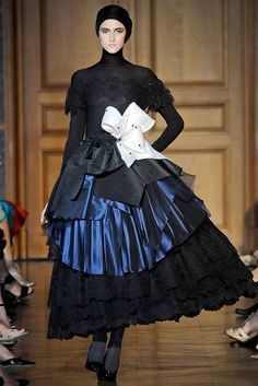 Christian Lacroix Fall 2009 Couture - Collection - Gallery - Style.com