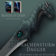 The Dragon Dagger and the Ritual of Strength #SciFi #MFRWhooks