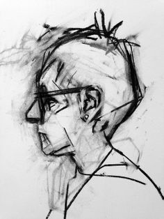 Catherine kehoe works on paper charcoal on paper selection of drawings on w Hipster Drawings, Art Drawings, Drawing Faces, Manga Drawing, Pencil Drawings, Charcoal Art, Charcoal Drawings, Figure Drawing, Painting & Drawing