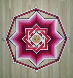 "Mandala ""Slavic Obereg Molvinec"". You can order this mandala https://www.facebook.com/jevgenial"