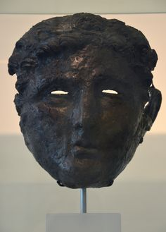 Cavalry mask, found in the Beekmansdal east of the Hunerberg, Noviomagus, Museum het Valkhof, Nijmegen (Netherlands) © Carole Raddato