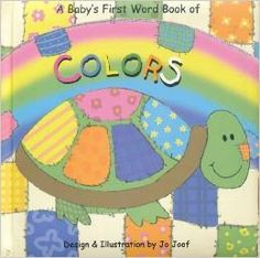 Colorful animals and simple text teach children about colors. This book is on board pages. (Ages: Infants and Toddlers) Call number: QC 495.5 .J66 2005