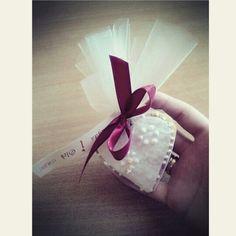 Gingerbread Wedding gift #gift #wedding