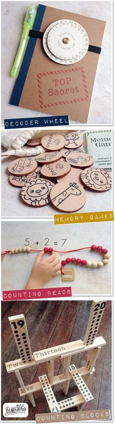 Games To Go by Mollydag Made