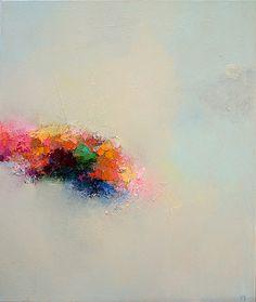 Prints, Fine Art Print- Giclee PRINT -Abstract Landscape 24 - landscape painting-abstract painting print