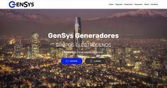 Gensys Generadores, especialistas en grupos electrógenos y venta, reparación y servicios de mantención de generadores en Chile