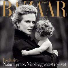 Bazaar mag - Nicole!!!