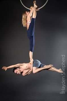 Duncan Brown and Kristi Wade at Aerialize Sydney Aerial Theatre. Kristi is one of my former teachers, and has just been signed on to join the cast of Cirque du Soleil's new production, Toruk. Lyra Aerial, Aerial Acrobatics, Aerial Dance, Aerial Hoop, Aerial Arts, Aerial Silks, Pole Dance, Silk Dancing, Contortion