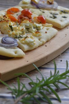 Mini Focaccia Rezept zum Selbermachen - Familienrezepte zum Selberkochen.