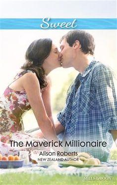 #NZ author Alison Roberts #sweet #romance #millionaire #maverick