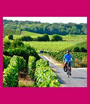 Voies vertes : Découvrir les Grands Lacs à vélo. fietsen in de Champagne Ardennen