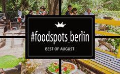 ⚡️Blitzlichter⚡️ Du kennst die schönsten Foodspots Deiner Stadt? Dann präsentiere auf phojoca Deine Gourmettour in Deiner Stadt.