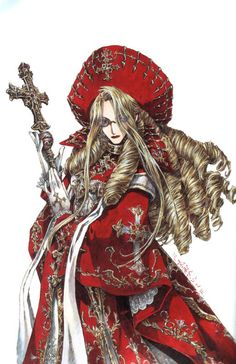 Trinity Blood -- Catherina Sforza Cosplay Costumes
