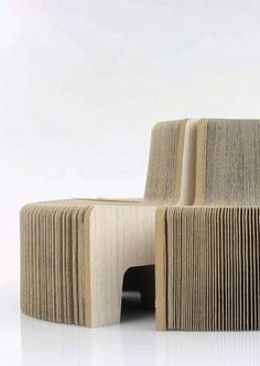 Flexible Stretching Chair By Expand Furniture