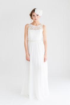 "Couture Bridal Dress ""Luna"" Sina Fischer"