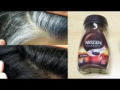 Apply it 1 Night Turn White Hair To Black Hair Naturally in Just 30 Minutes Permanently ! 100% Works - YouTube Corndog Recipe, Diy Hair Care, 100 Words, Corn Dogs, Hair Remedies, 1st Night, About Hair, Diy Hairstyles, Black Hair