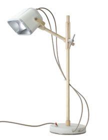 Lampe de bureau Mob Wood @Utile et Futile