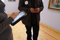 Tweetup im Stadtmuseum in Penzberg #Tweetup #Kukon #IMT13