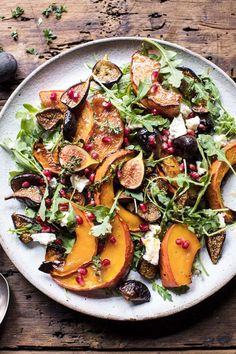 Move aside, mashed potatoes. These Thanksgiving salads are so good they'll rival your favorite side dish.