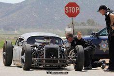 volks rod Jeep Rat Rod, Rat Look, Engine Swap, Porsche Design, Automotive Design, Vw Beetles, Custom Cars, Hot Wheels, Volkswagen
