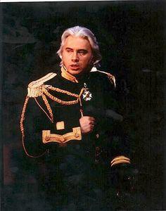Opera singer Dimitri