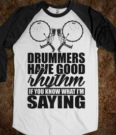 dee2313fd Ps: we bang well Drummer Humor, Drummer Quotes, Marching Band Quotes,  Marching