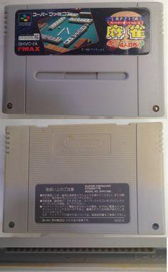 #Famicom :  Super Famicom :  Super Mahjong 2 : Honkaku 4Jin Uchi SHVC-2A http://www.japanstuff.biz/ CLICK THE FOLLOWING LINK TO BUY IT ( IF STILL AVAILABLE ) http://www.delcampe.net/page/item/id,0364350979,language,E.html